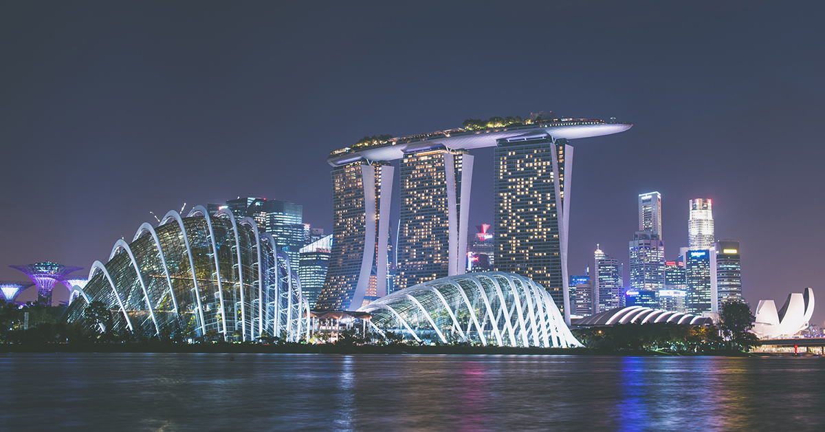 cryptocurrency trading singapore